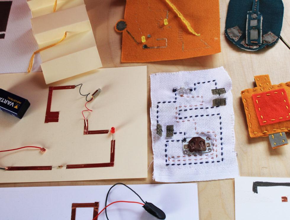 Circuitos Blandos: Nuevos Enfoques Para Aprender Electrónica Y Circuitos