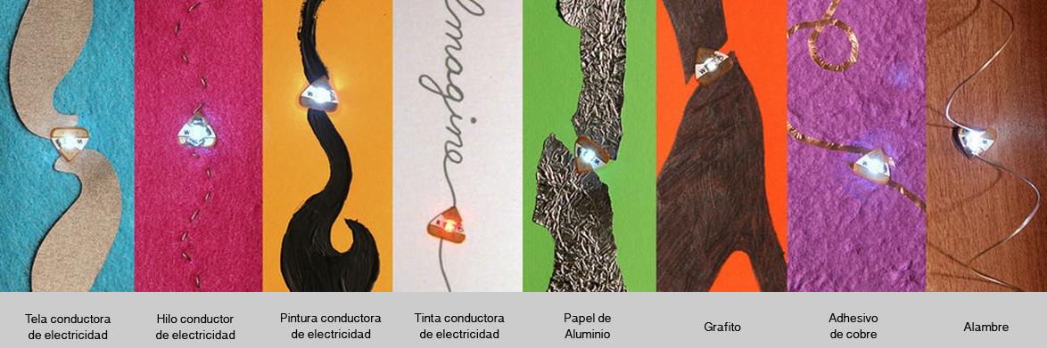 {:es}E-textiles, Wearables Y Paper Circuits : ¿Qué Es Un Soft Circuit?{:}{:gl}E-textiles, Wearables Y Paper Circuits : ¿Que é Un Soft Circuit?{:}