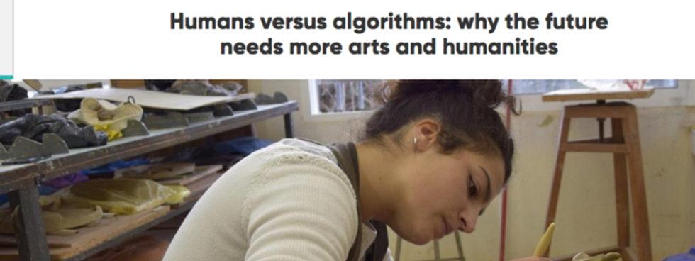 ENTREVISTA : Por Qué El Futuro Necesita Más Artes Y Humanidades