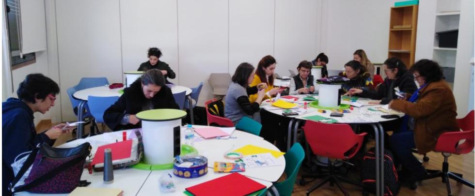CURSOS: Espazos Maker Para Os Proxectos STEM