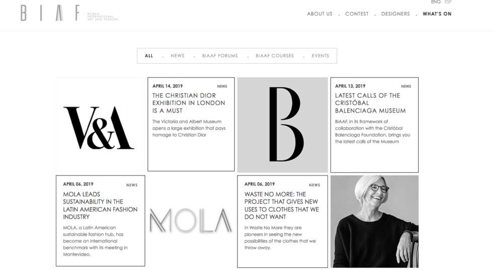 ENTREVISTA: BIAF . Bilbao International Art&Fashion