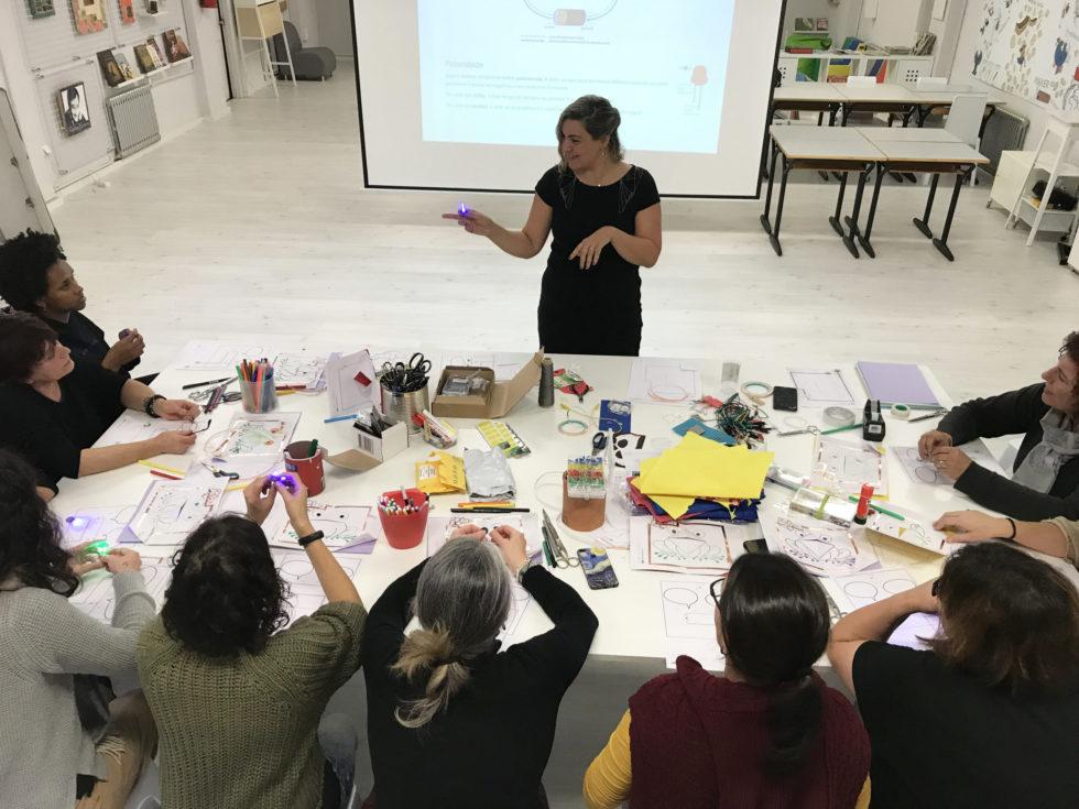 CURSO: Fundamentación Espazos Maker & E-textiles