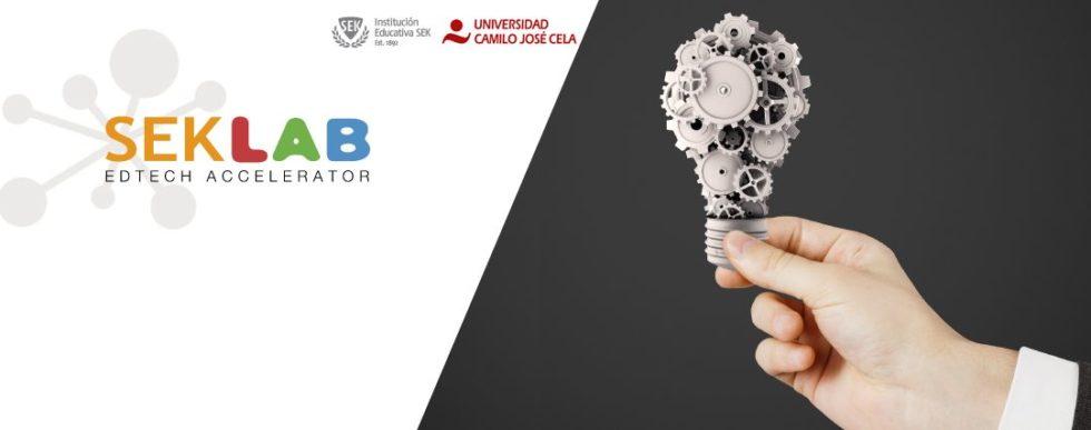 FINALISTA: SEK Lab Awards V Edición | SEK Lab EdTech Accelerator Spain